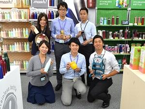 株式会社ドウシシャ【東証・大証一部上場企業】/大ヒット商品を生み出すクリエイター/PR・販促業務の経験が活かせます