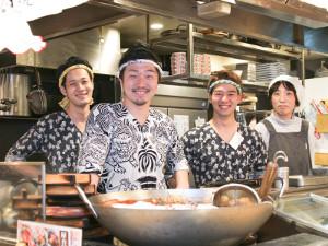 株式会社一家ダイニングプロジェクト/飲食ビジネスの店長およびマネージャー候補/目指すのは日本一のおもてなし集団/月8日休