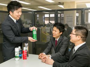 株式会社東洋化学商会/特殊ケミカル製品の法人営業/マネジメント職候補/販路の拡大をお任せします
