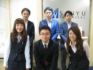 株式会社三友システムアプレイザル 東京本社の求人情報