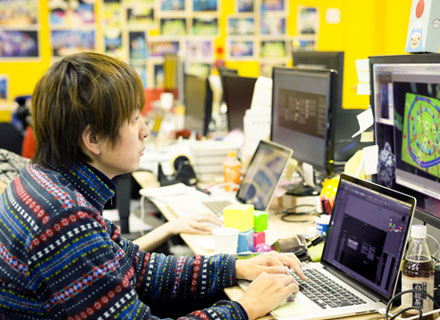 チームラボ株式会社/デザイナー★テクノロジーを駆使した多様なデザイン!Web/アプリ/アート/デジタルサイネージ等