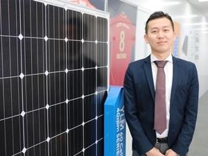 インリー・グリーンエナジージャパン株式会社/太陽光パネルの法人営業/世界トップクラスの太陽光パネルメーカー日本法人の仕事です