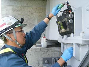 札幌インスペクション株式会社/【非破壊検査員◆新築大型構造物のコンクリート・鋼材などの検査サービス】