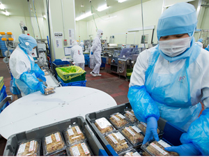 フジフーズ株式会社 名古屋工場/コンビニ向け食品の製造管理スタッフ(学歴・経験不問)