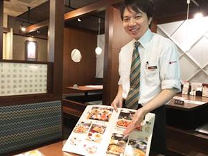 レストラン「庄屋」/揚げたて天ぷら「那かむら」(株式会社庄屋フードシステム)/ホールスタッフ/調理スタッフ