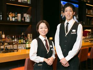 ホテルグレイスリー新宿・新宿ワシントンホテル(藤田観光株式会社)/ホテルレストランでの(1)調理STAFF (2)ホールSTAFF