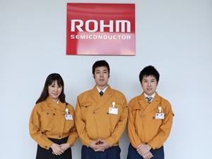 ローム・アポロ株式会社(ロームグループ)/経理スタッフ/定着率高/残業少/ロームグループの安定企業