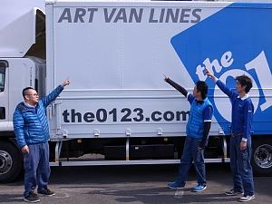 アートバンライン株式会社(アートグループ)/トラックドライバー<2t、4t、10t/働き方が選べます> ◎未経験者大歓迎!