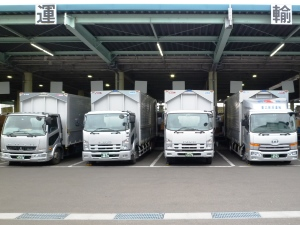 東北新潟運輸株式会社/貸切ドライバー/4tトラックからスタートして10tトラックへステップアップできます