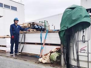 株式会社SHOEI SOUTH LINE/【転勤なし】配送ドライバー(2t・4t)【即戦力歓迎!】