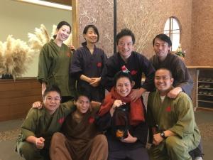 TOP RESORT 箱根温泉 悟空の宿/株式会社トップ/情緒ある箱根の町で働く/心を込めてお客さまをおもてなしする旅館スタッフ
