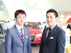 Audi正規ディーラー(株式会社アイカーズ)/Audi正規ディーラーの営業スタッフ <名古屋・長久手・常滑4店舗募集>
