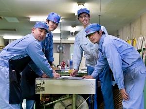 オザック精工株式会社/リニアベアリングの製造オペレーター/未経験者歓迎・経験者優遇