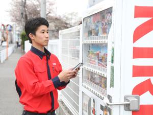 東京キリンビバレッジサービス株式会社(キリンビバレッジグループ)/\遠隔装置の導入により大幅な残業削減に成功/ 働きやすさトップクラス・清涼飲料水のルート営業