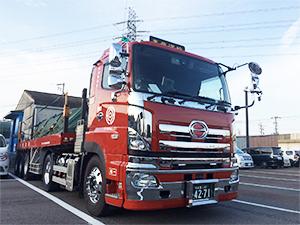 青葉運輸株式会社/重量物特殊運搬車ドライバー(未経験者可)/構内・構外トレーラードライバー(大型・牽引経験者)