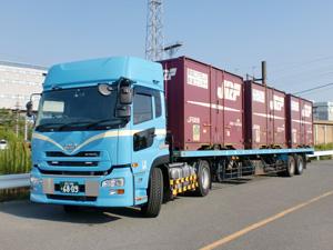 日本フレートライナー株式会社/鉄道コンテナ輸送の【輸送管理】◆未経験歓迎!◆JR貨物グループの安定企業