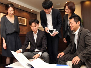 株式会社長谷工インテック <長谷工グループ>/マンションをご購入されたお客様対象の、インテリア相談会の企画・運営