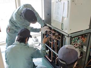ジィエース株式会社/ガス空調機のメンテナンススタッフ(手に職を付けたい未経験の方歓迎)