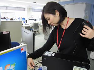 株式会社ドコモCS北海道/社内システムのサポートスタッフ(Visioが使える方尚可)■業務未経験者OK!