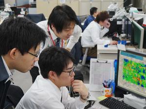 株式会社ドコモCS北海道/(1)ドコモの通信設備の設計・保守・データ処理・発注管理スタッフ (2)法人SEスタッフ