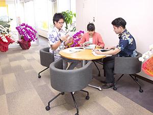 EY税理士法人/人事採用担当(沖縄)/沖縄での採用業務全般をお任せします/未経験可/ワークライフバランス良
