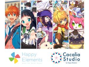 Happy Elements株式会社/自社スマートフォン向けゲームアプリのプログラマー、デザイナー(スタジオ:京都、東京)