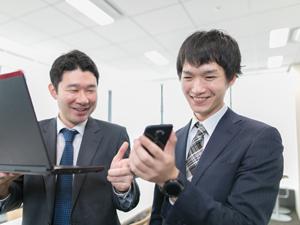 株式会社イオン銀行/デジタルマーケティング/自社サイト・アプリの企画・開発・運用などを担当