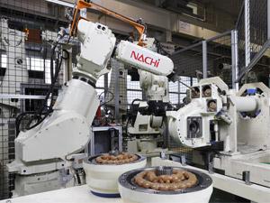 株式会社不二越(東証一部上場)/産業用ロボットの開発および設計技術者(ソフトウェアおよび要素技術)