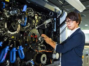 株式会社日本HP/フィールドサポートエンジニア(経験の浅い方も歓迎) ◎20代の若手が活躍中 ◎最先端のデジタル印刷機