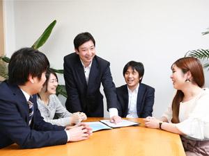 グローバルコムサービス株式会社/未経験からスタートできるITコンサルティング営業/複数名採用/入社時の専門知識は不要です