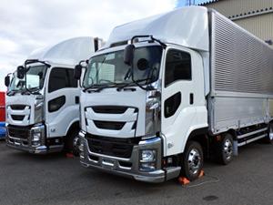 グローバル・トレーディング株式会社/新車トラックの陸送ドライバー職 \完全週休2日制、平均月収35万円を超える社員も多数!/