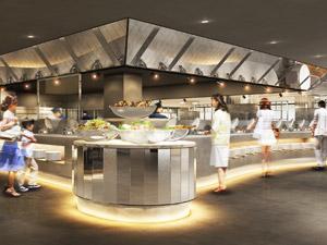 ラオックス株式会社/新規オープンするビュッフェレストランの調理スタッフ(カフェ店長候補も同時募集)