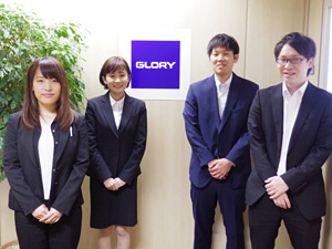 北海道グローリー株式会社/法人営業(既存顧客へのルートセールスをメインとしたご提案営業です)
