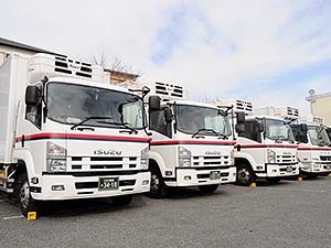 富岳通運株式会社(西東京支店)/配送ドライバー/ドライバー未経験・ブランクのある方も歓迎/創業71年の安定企業です