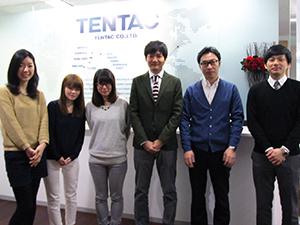 テンタック株式会社/営業