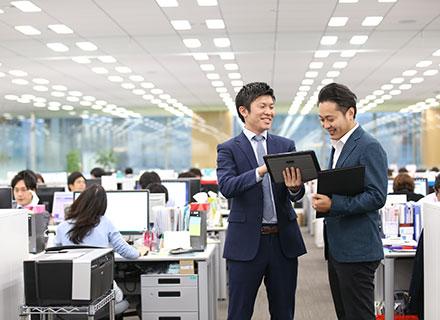 株式会社ライカ/広報【PR】/PRの戦略・立案から携わることが出来ます!