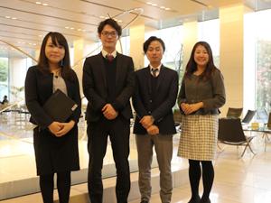 日通情報システム株式会社(日本通運グループ)/日本通運グループを支える社内SE(インフラエンジニア)/企画設計から運用まで担当/20代活躍中