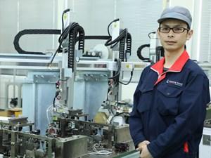第一精工株式会社(東証一部上場)/機械設計(生産設備の金型設計、自動機設計)