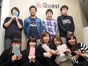 株式会社Quest(クエスト)/社内SE(実務経験不問/週休2日/残業ほぼなし/昇給年3回も実現可能)