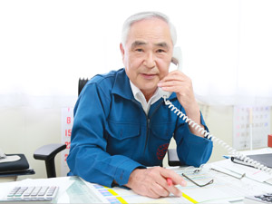 第一倉庫冷蔵株式会社/埼玉の老舗物流企業で働く、施設管理(平均年齢およそ50歳/未経験スタート可!)