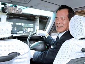 日本交通株式会社/【タクシー乗務職】関西を代表する老舗が「長〜く働ける秘密」をお教えします!