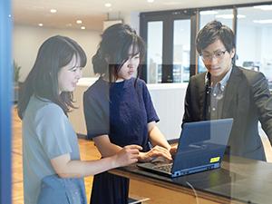 株式会社マテリアル/【新規事業開発】「PR×デジタル」という分野を開拓する!新しい分野のスペシャリストへ!