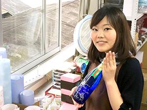 株式会社リブラ/ガラス彫刻製品を扱う自社ECサイト運営・WEBディレクタ—/店長