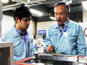 株式会社安田精機製作所/世界中で活躍するオリジナルの「試験機」を作る!【機械設計】※経験者採用
