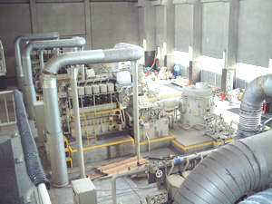 松岡産業株式会社/メンテナンススタッフ(水処理施設のポンプや病院の発電装置など/三重県勤務)