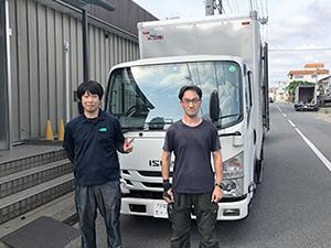 株式会社新晃社/配送スタッフ