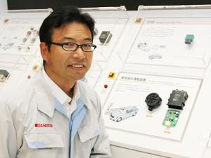 アンデン株式会社/DENSO(デンソー)グループ<100%出資企業>/回路設計/世界中でニーズが高まっている自動車向け電装部品の製品開発に深く関われます