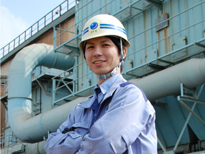 JFEテクノス株式会社(JFEグループ)/環境プラントのメンテナンス