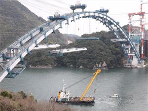 株式会社横河ブリッジ/橋梁の施工管理(半年以内での正社員登用実績あり・週休2日)