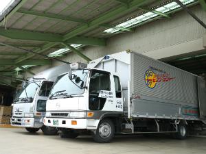 前原ダイキュー運輸株式会社/配送ドライバー/糸島勤務・転勤なし/待遇面も充実しています